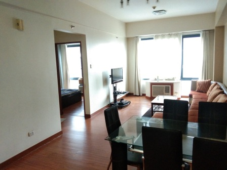 ALL IN OVERNIGHT STAY: Fully Furnished One Bedroom Condo in Eastwood Parkview