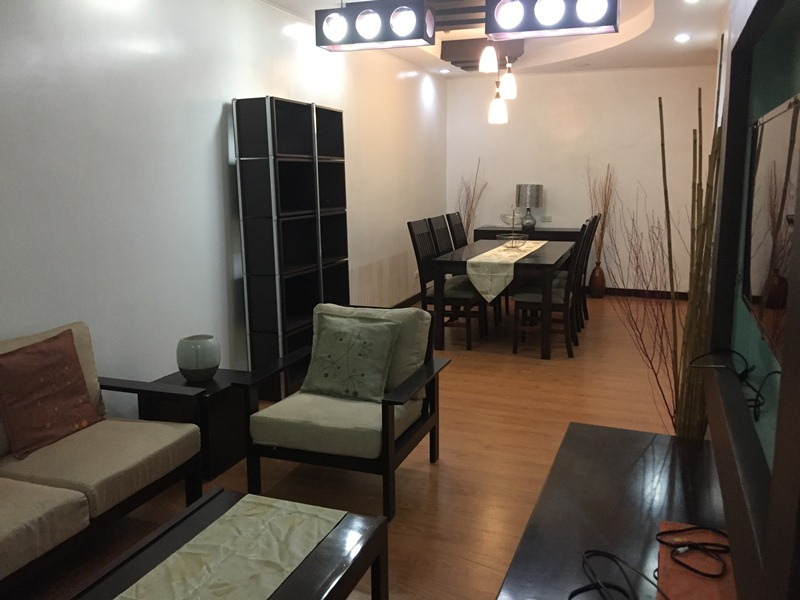 FOR SALE: Fully Furnished Two Bedroom in One Central Park with Parking